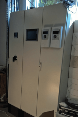 Automatyzacja i modernizacja maszyn